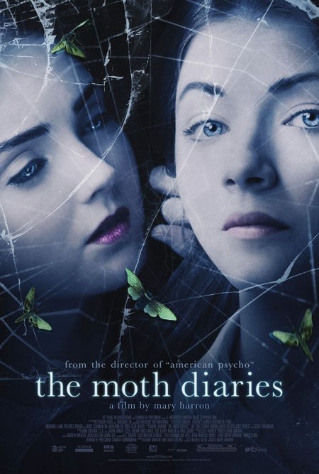 Cartel de The Moth Diaries