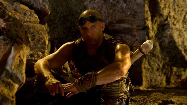 Nueva imagen de Vin Diesel en Riddick