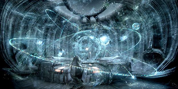 La nueva vistosa imagen de Prometheus