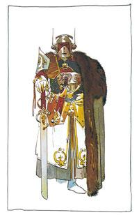 guerreros Sardaukar