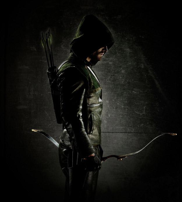 Saludemos al nuevo Green Arrow