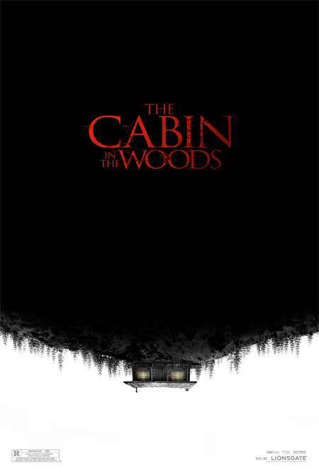 Un nuevo cartel de The Cabin in the Woods