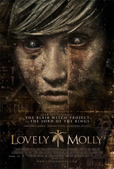 El primer cartel de Lovely Molly, lo nuevo de Eduardo Sánchez
