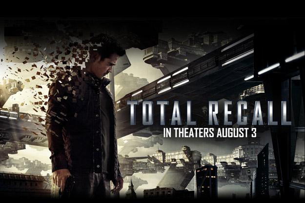 Primer vistazo en buena calidad a Total Recall