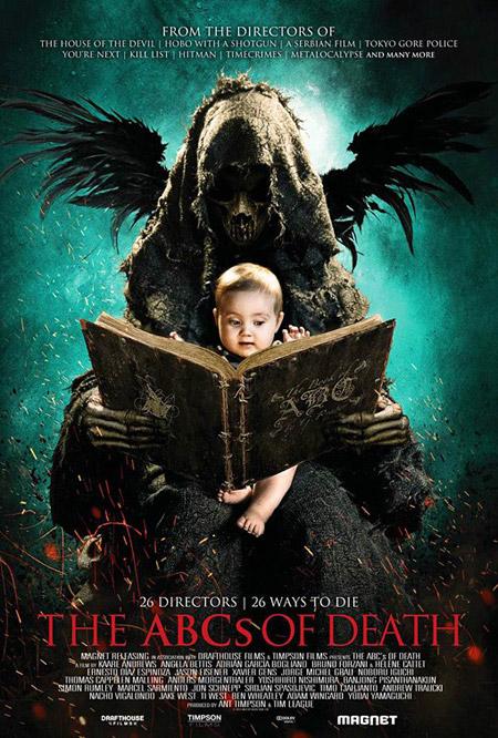 Nuevo cartel de The ABCs of Death
