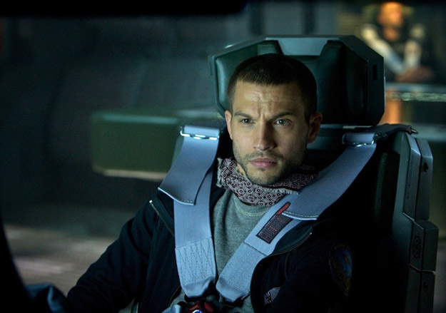 Logan Marshall Green en Prometheus