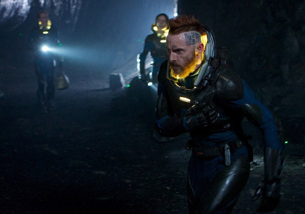 Sean Harris en Prometheus