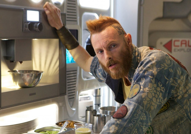 Otra vez Sean Harris en Prometheus