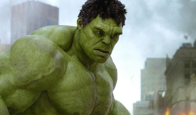 Un nuevo vistazo a Mark Ruffalo HulkCGIzado... genial