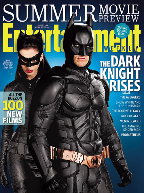 Portada del último número de Entertainment Weekly