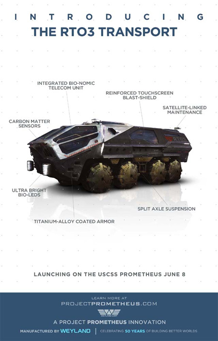El RTO3 Transport que veremos en Prometheus
