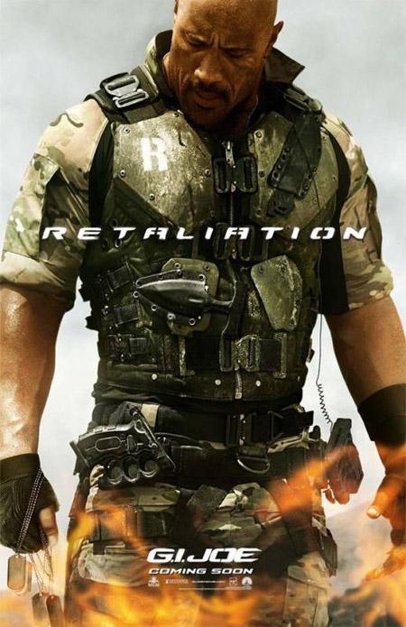 Nuevo cartel de G.I. Joe: la venganza
