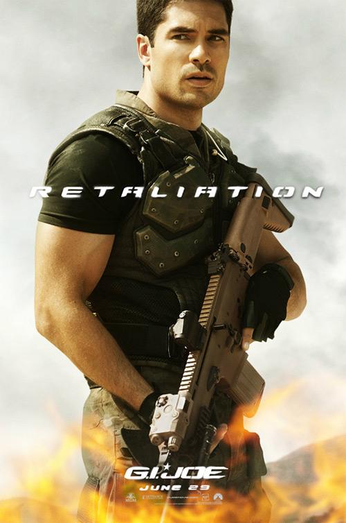 Un nuevo cartel de G.I. Joe: la venganza