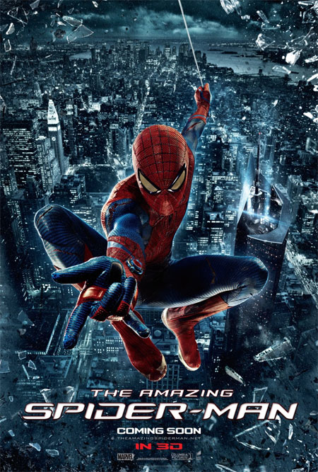 Nuevo cartel de The Amazing Spider-Man