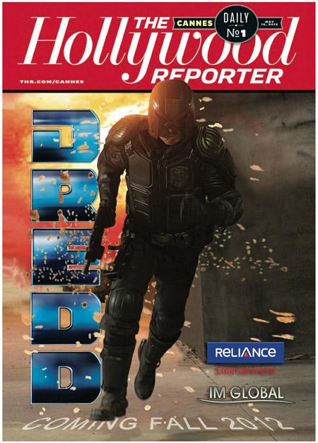 Nueva imagen promocional de Dredd vista en el Festival de Cannes