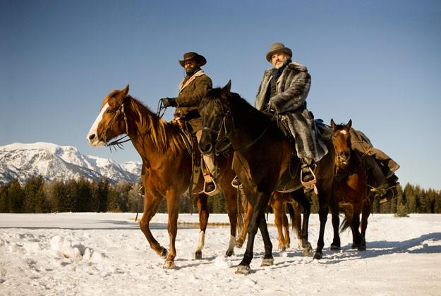 Nueva imagen de Django desencadenado... Django y el Dr. King Schultz comparten destino