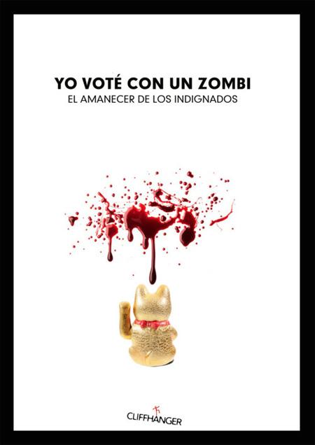 Yo voté con un zombi: el amanecer de los indignados