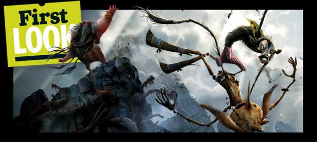 Nuevo generoso detalle de concept art de Pinocchio de Guillermo del Toro y Mark Gustafson