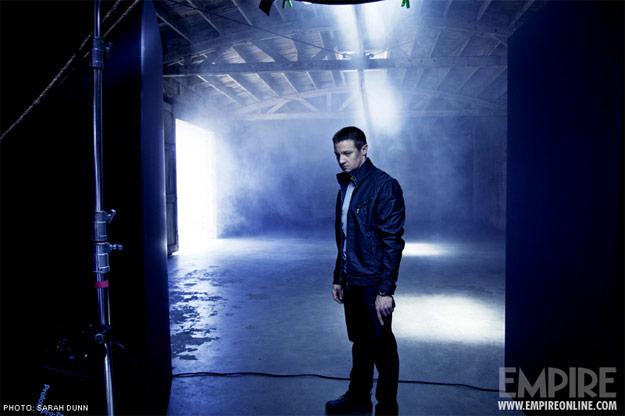 Imagen de promoción de The Bourne Legacy... quiero esa cazadora