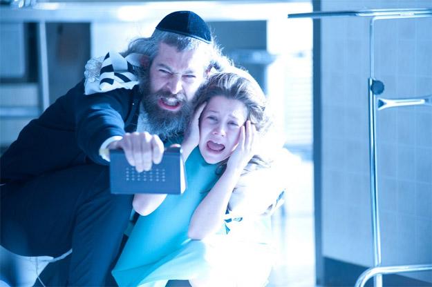 La posesión y el enfrentamiento del rabino vs. el diablo Dibbuk