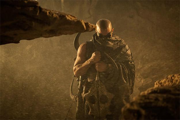 Una nueva imagen de Vin Diesel en Riddick... ya falta menos