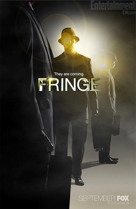 "Primer cartel de la temporada final de ""Fringe"""