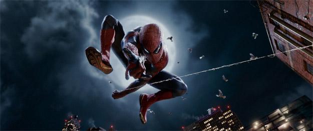 Nueva imagen promo de The Amazing Spider-Man... fabulosa (pulsad para ampliar)