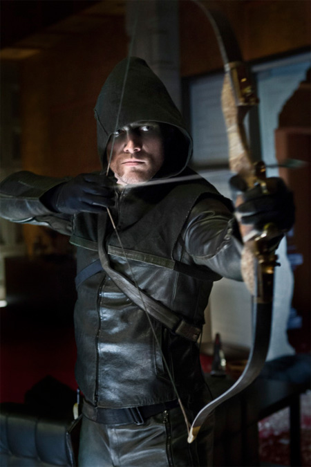 """Nuevo vistazo a """"Arrow""""... bueno"""