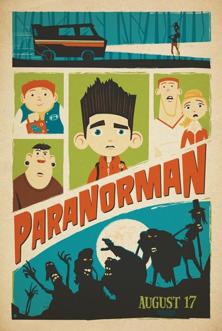 Cartel Mondo para ParaNorman