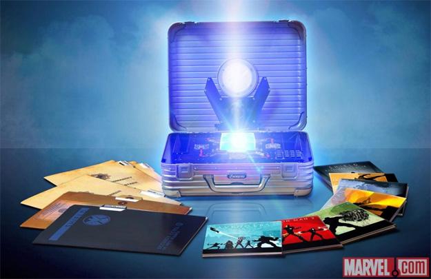 La caja que todo fan de Marvel Studios deseará tener