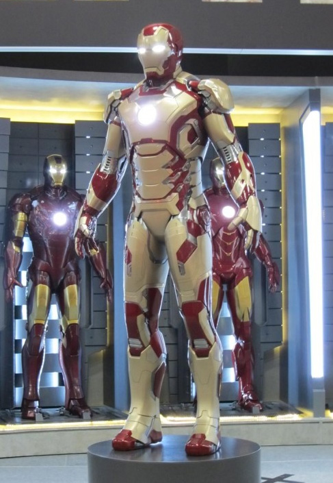 La Mark VIII que veremos en Iron Man 3, un cambio radical