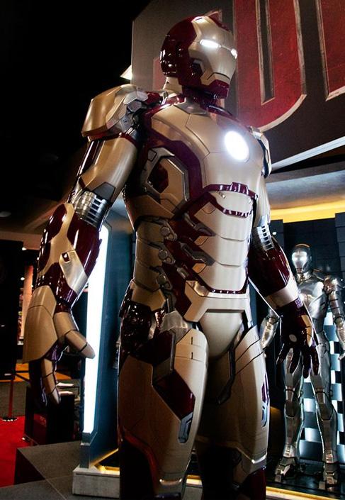 La Mark VIII que veremos en Iron Man 3, un cambio radical (otro punto de vista)
