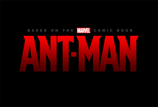 Logo de Ant-Man
