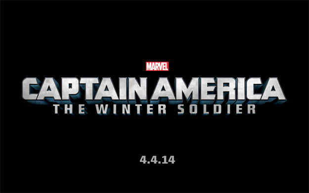 Logo de Captain America: The Winter Soldier