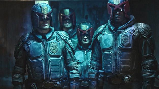 Nueva imagen de Dredd