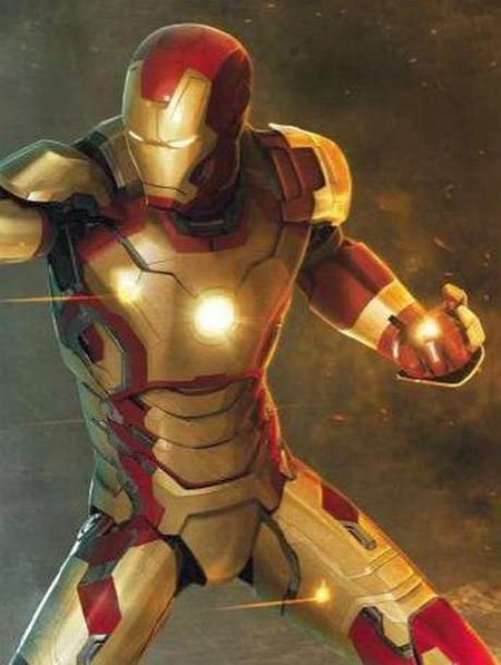 Nuevo concept art de Iron Man 3