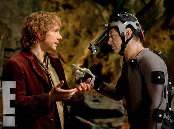 """Nueva imagen de la adaptación de """"El Hobbit"""""""
