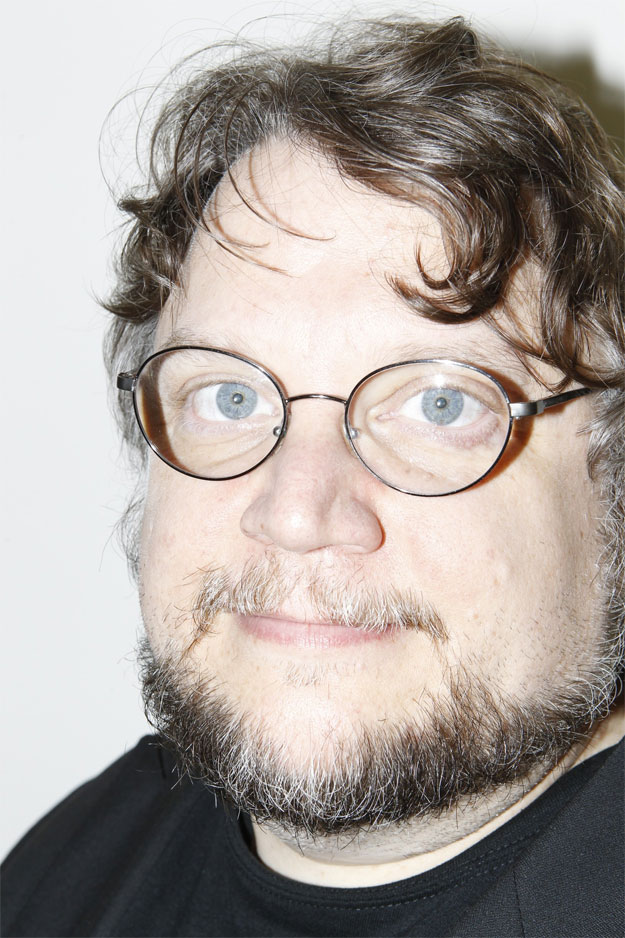 Guillermo del Toro por Wired