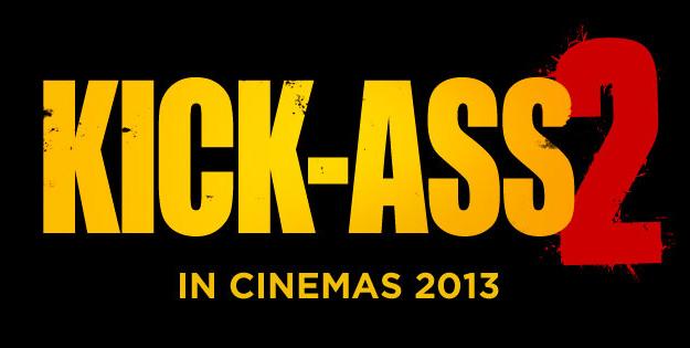El logo oficial de Kick-Ass 2: Balls to the Wall