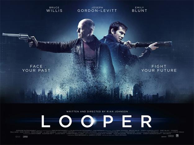 Un nuevo quad póster de Looper
