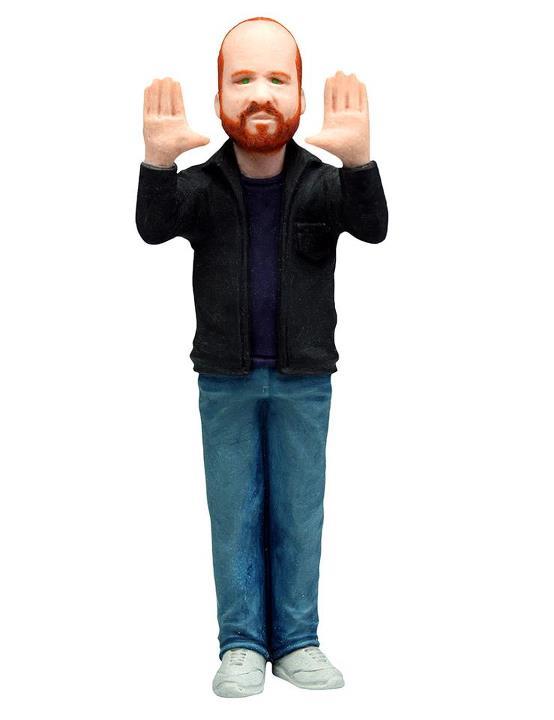 Joss Whedon inmortalizado