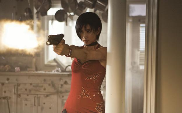 Nueva imagen de Resident Evil: venganza