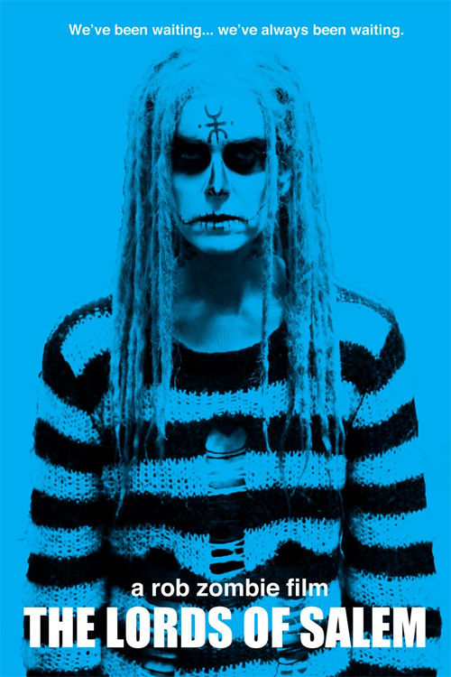 Uno de los colorista carteles de The Lords of Salem
