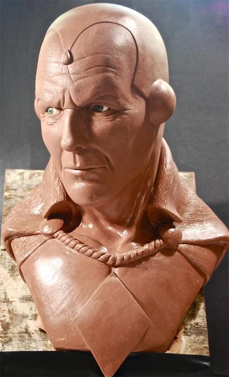 ¿Y si el agente Coulson acabara transformado en Visión?
