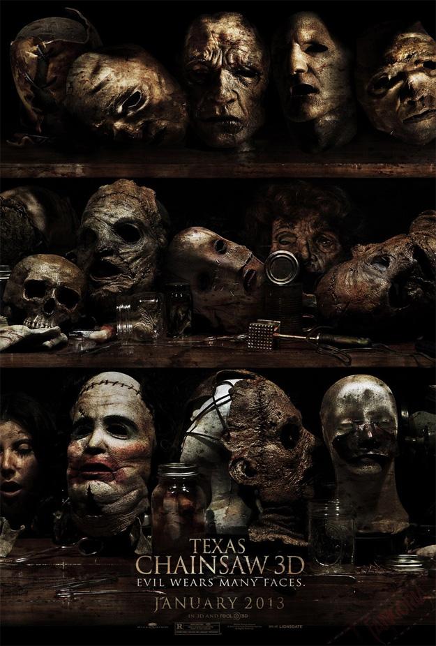 Ponte la máscara, la máscara...