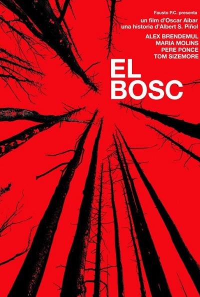 Teaser póster de El Bosc de Óscar Aibar
