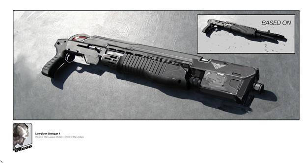 La escopeta de los Jueces
