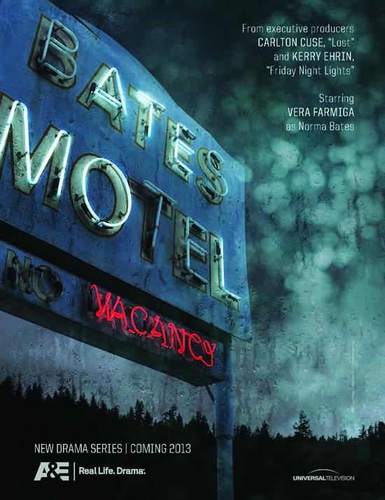 """Primer molón cartel de """"Bates Motel"""", la serie precuela de Psicosis"""