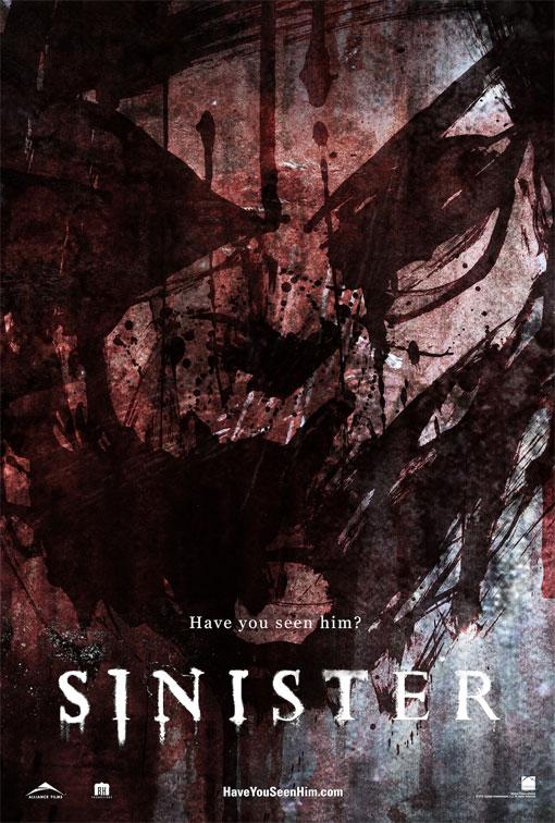 Un nuevo cartel de Sinister llegado desde Bloody Disgusting
