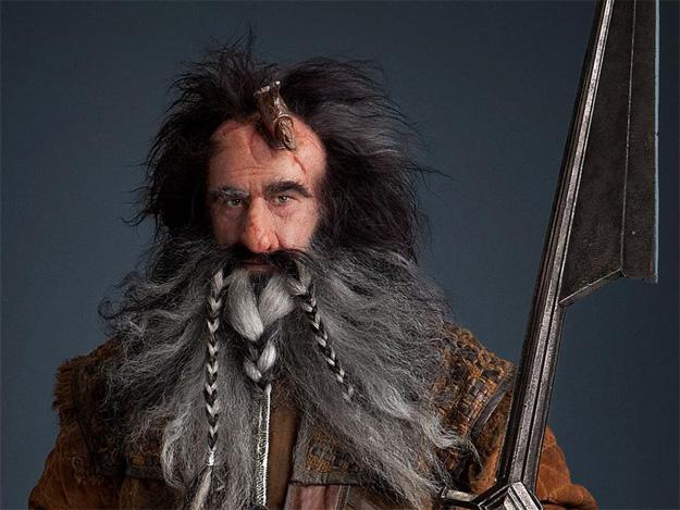 William Kircher como Bifur